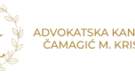 advokat camagic m. kristina logo